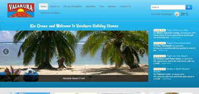 Vaiakura Holiday Homes